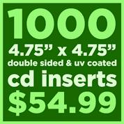 CD Insert Special