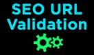 SEO URL Validation